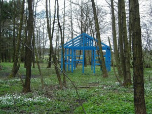 Horst Lerche, Das Blaue Haus (1987/2011)